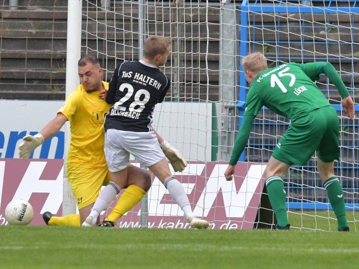 Müder FCG verliert 1:2 beim TuS Freckenhorst