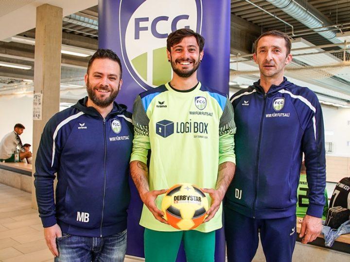 FCG-Futsaler holen Can Dar von Black Panthers Bielefeld