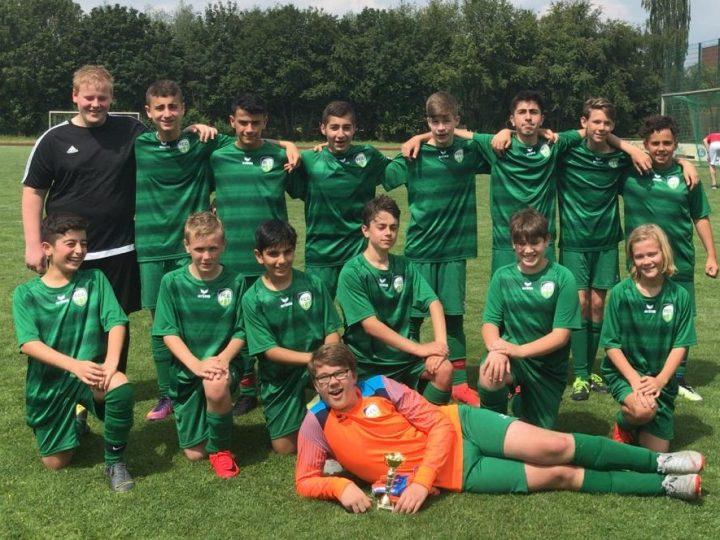C2-Junioren mit Turniersieg in Neuenkirchen