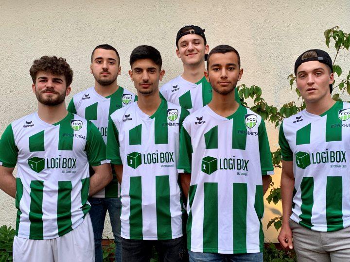 A-Junioren mit Perspektive bei den FCG-Futsalern
