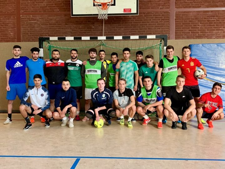 Letztes offenes Futsal Casting beim FCG