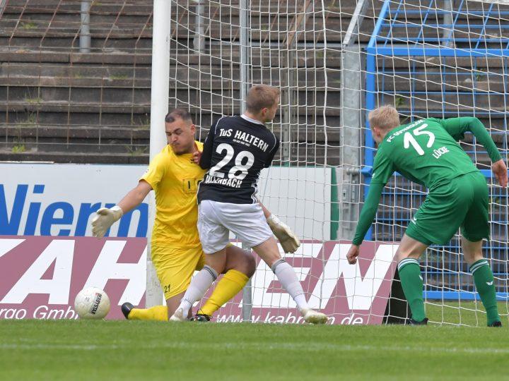 Rückzug aus der Regionalliga: TuS Haltern wird der 21. Oberligist
