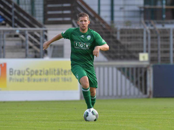 Spielender Co-Trainer Andre Kording bleibt beim FC Gütersloh