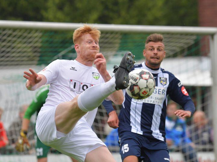 Ticketverlosung für das Derby gegen den SC Wiedenbrück