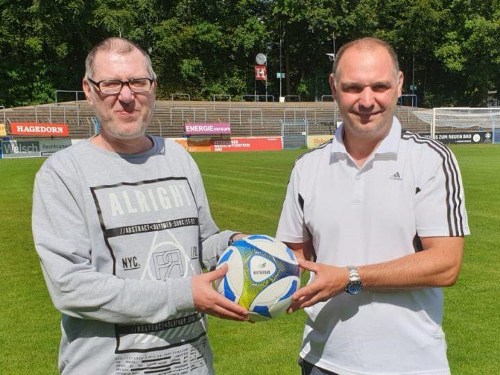 Michael Swiers verstärkt die Geschäftsstelle des FC Gütersloh
