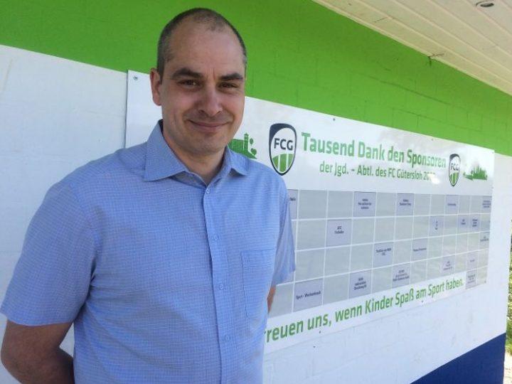 Rafael Laschok für Oliver Eichstädt: FCG-Jugend mit neuer Leitung