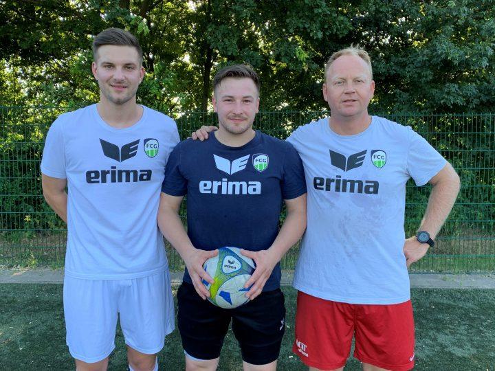 FC Gütersloh II holt Jan-Hendrik Braendt und Pierre Rohde