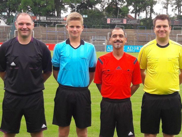 Anwärterlehrgang für Schiedsrichter startet am 19. Februar