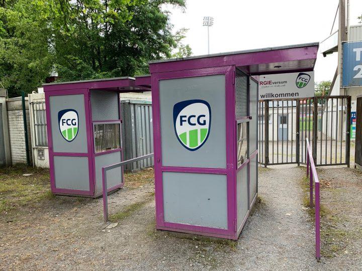 Neue Mitarbeiter für die FCG-Stadionkassen gesucht