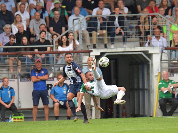 Kreispokal-Duell gegen den SC Wiedenbrück terminiert