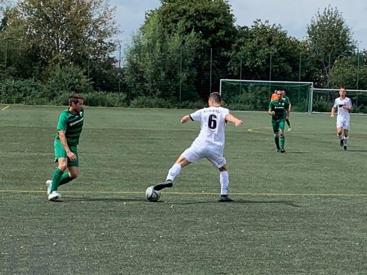 FC Gütersloh III mit unglücklicher 2:3-Niederlage