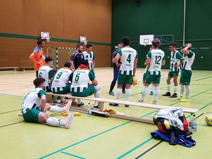 Neue Saison bringt erstes  Kreisderby für die FCG-Futsaler
