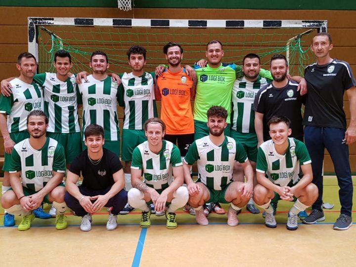 FCG-Futsaler besiegen Regionalligisten mit 6:2