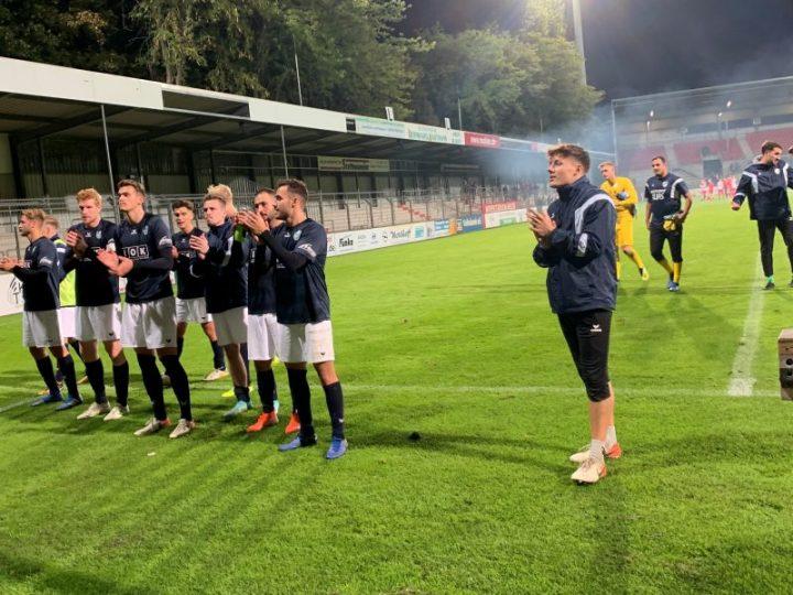 Sieg war möglich: FCG erkämpft 1:1 bei RW Ahlen