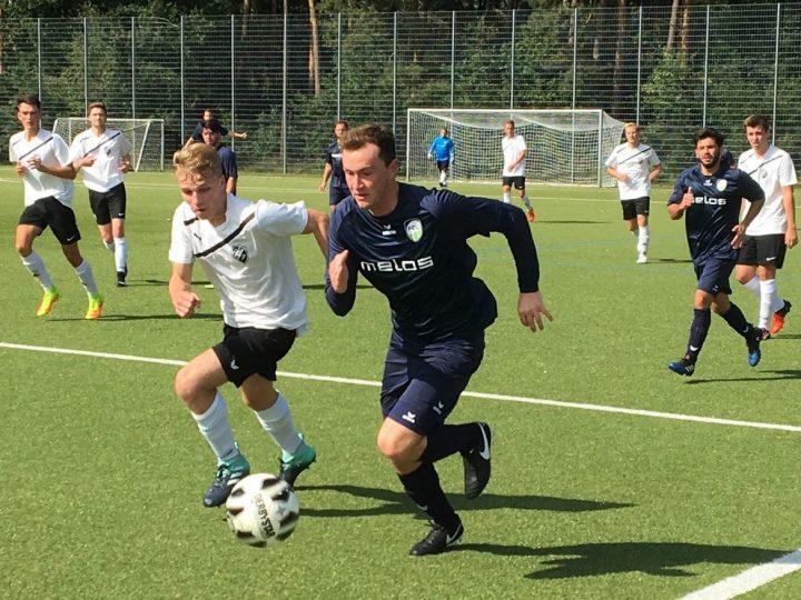 3:1! FC Gütersloh II springt auf Platz drei