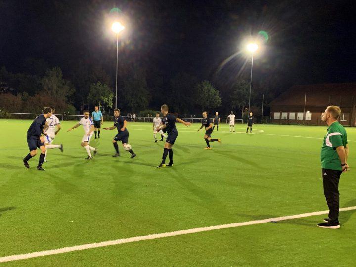 FC Gütersloh II holt sechs Punkte auf einmal