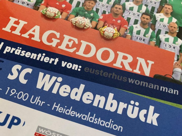 Kick Off-Spieltagspartner unterstützen den FC Gütersloh