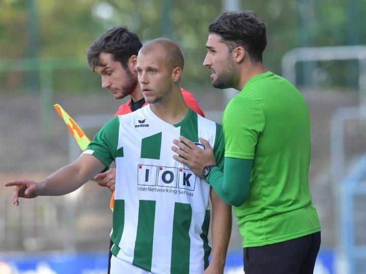 Der FC Gütersloh setzt weiter auf Steffen Müller