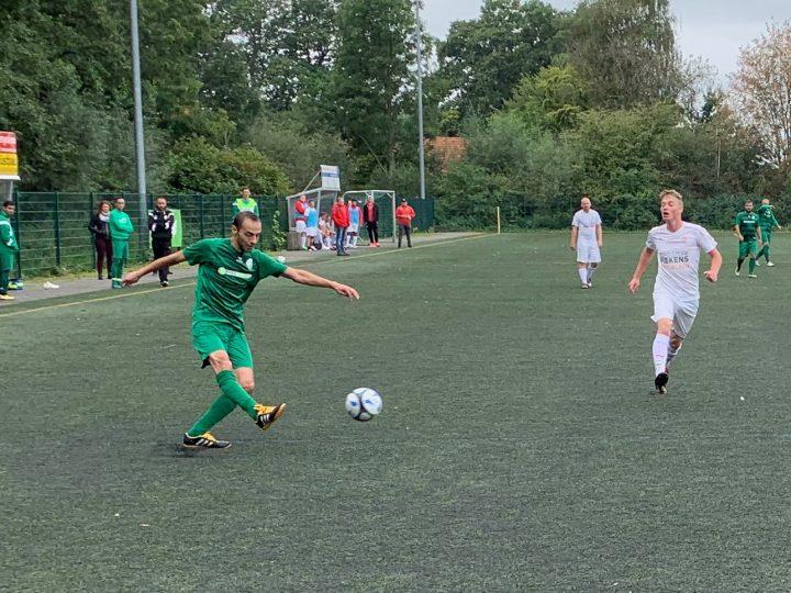 FC Gütersloh III mit frischem Wind vor dem Start
