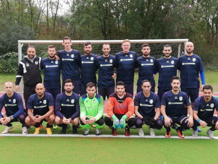 Zwischenbilanz: FC Gütersloh III will Aufwärtstrend fortsetzen