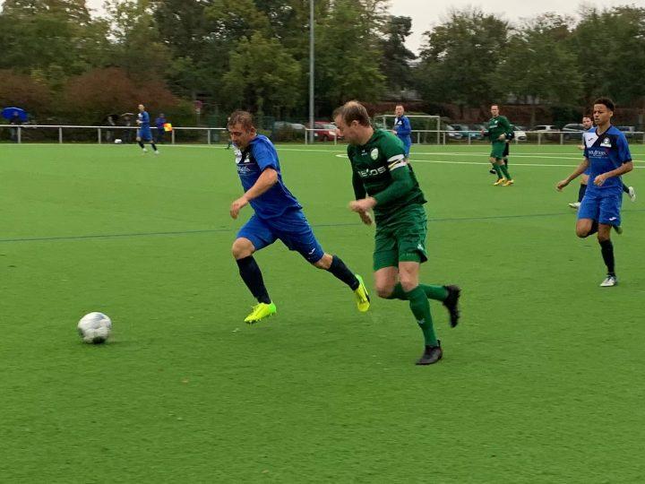 FC Gütersloh II gewinnt 3:1 gegen Vanni's Team