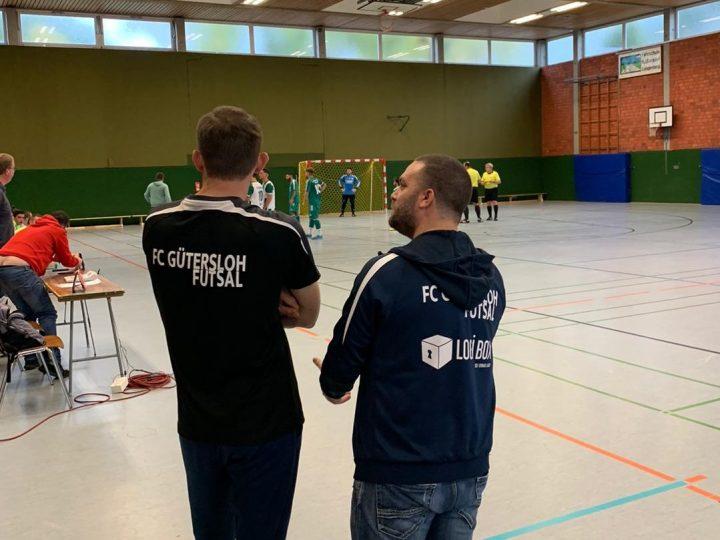 FC Gütersloh Futsal Cowboys siegen 7:6 nach 4:0-Führung