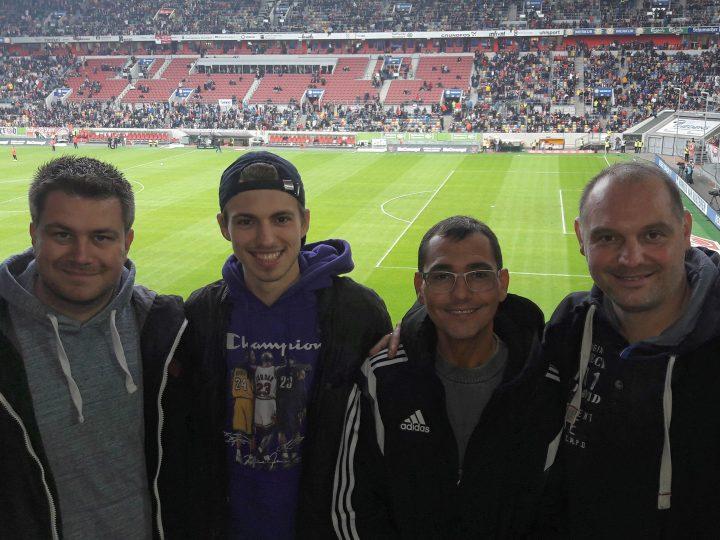 FCG-Schiris auf Bundesliga-Tour