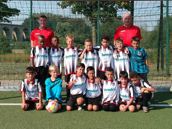 VfL Schildesche gewinnt FCG Kids Cup 2019