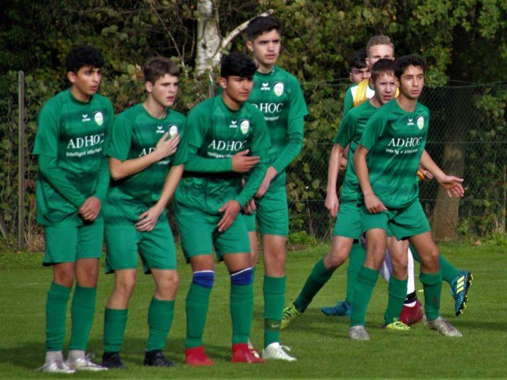 FCG-Jugendspiele: Klare Siege für die B- und C-Junioren