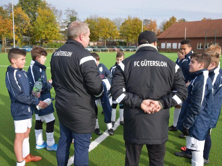 Drei Siege für die C- und D-Junioren-Teams