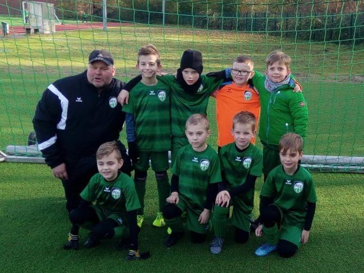 Jüngere FCG-Teams holen vier Siege