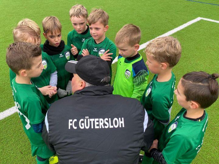 Stichtag 1. Januar: FC Gütersloh jetzt mit 638 Mitgliedern