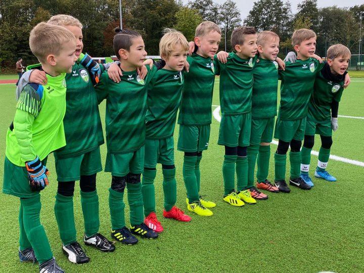 FCG-Jugendspiele: Doppelsieg für die E1- und E2-Junioren