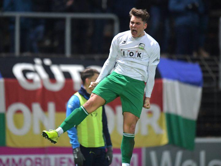 FCG schlägt Wiedenbrück im Kreispokal