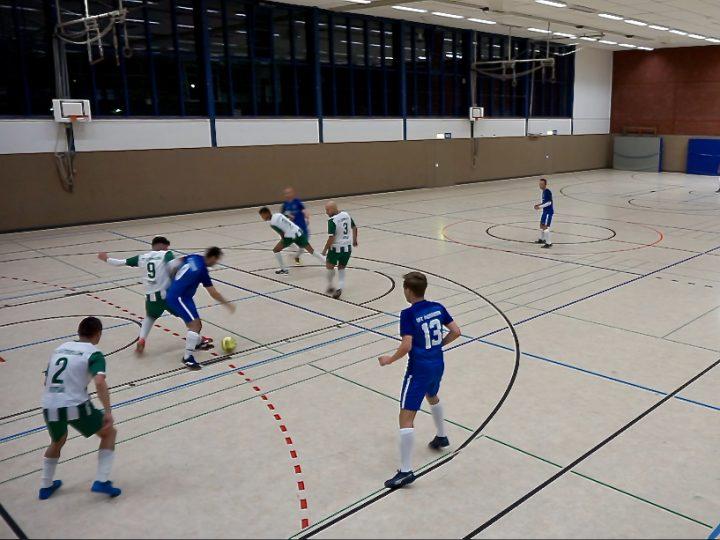 FC Gütersloh Futsal Cowboys setzen Siegesserie fort
