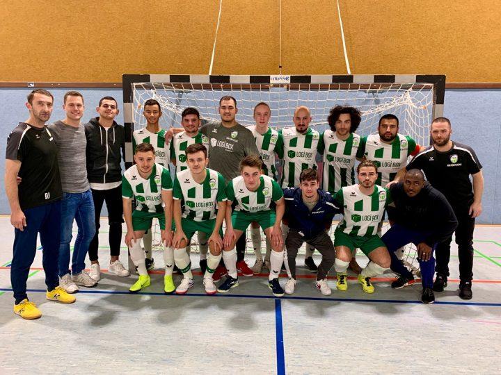 Erste Niederlage der FCG Futsal Cowboys