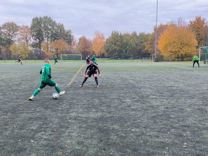 FC Gütersloh III mit unnötiger Heimniederlage