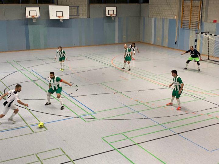 FCG Futsal Cowboys holen zweiten Sieg im zweiten Spiel