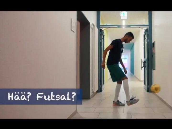 Neues Video: FC Gütersloh Futsal Cowboys – wir für Futsal!