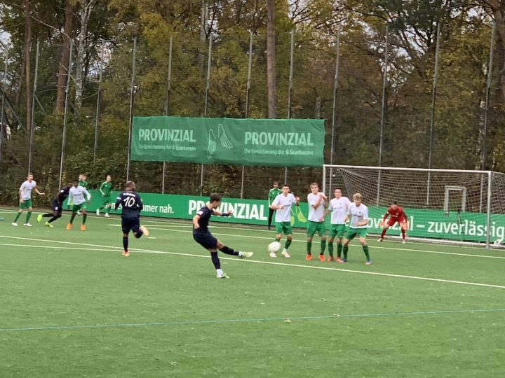 FCG dreht das Spiel in Münster