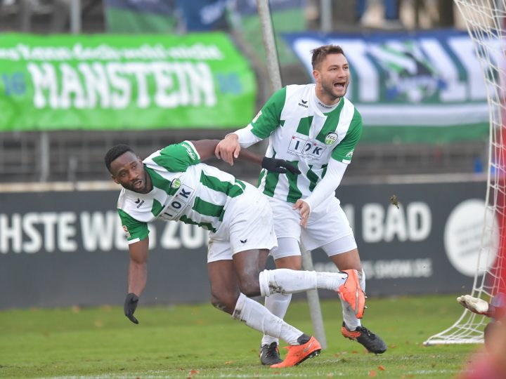 Live-TV von Sporttotal: FC Gütersloh- Westfalia Rhynern