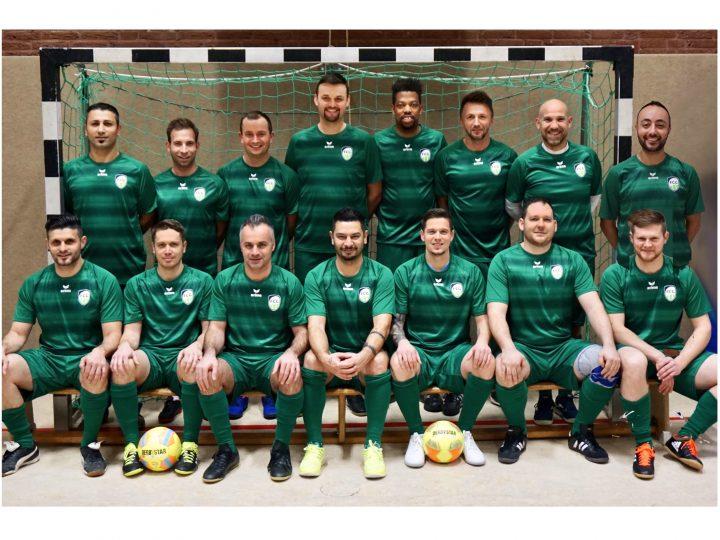 Neues Ü32-Team des FCG startet bei der Kreismeisterschaft