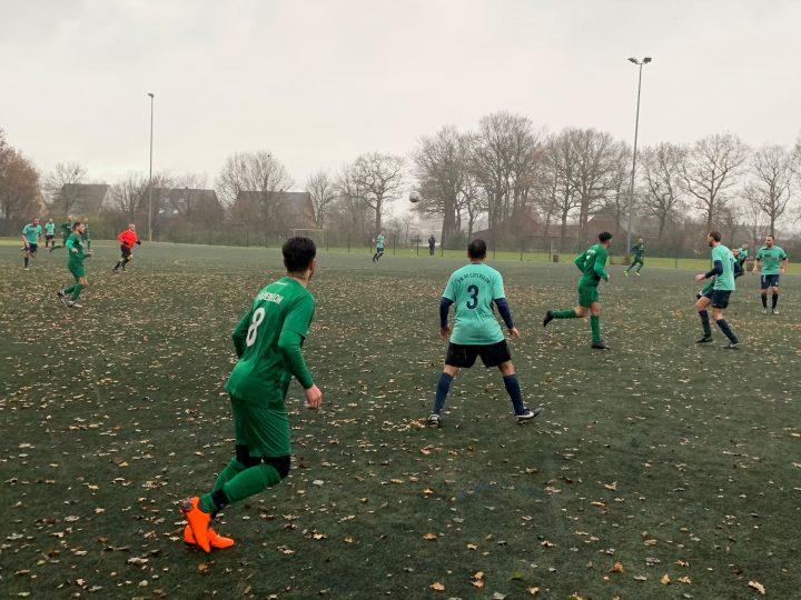 FC Gütersloh III erkämpft 2:2 gegen BW 98 Gütersloh