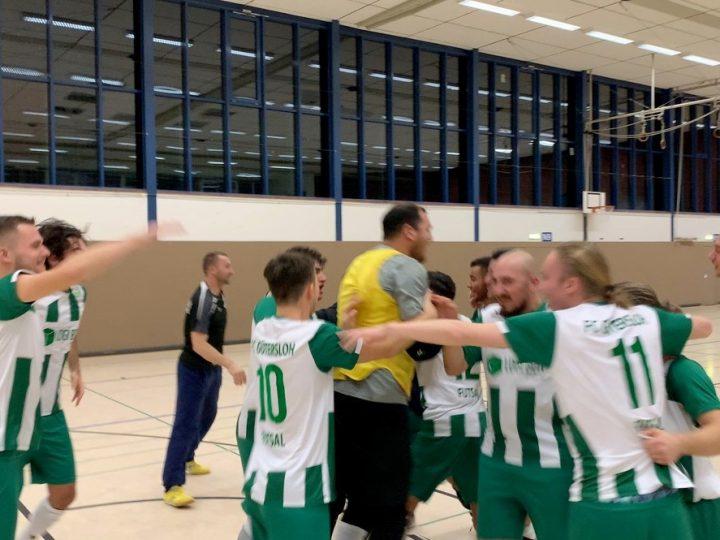 """FCG Futsal Cowboys: """"Die Nummer 1 im Kreis sind wir!"""""""