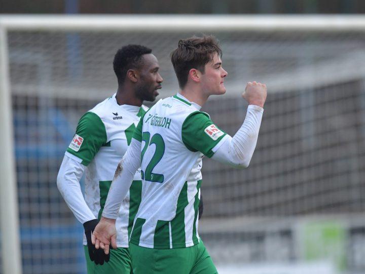 Oberliga-Spielplan: FCG startet mit einem Heimspiel