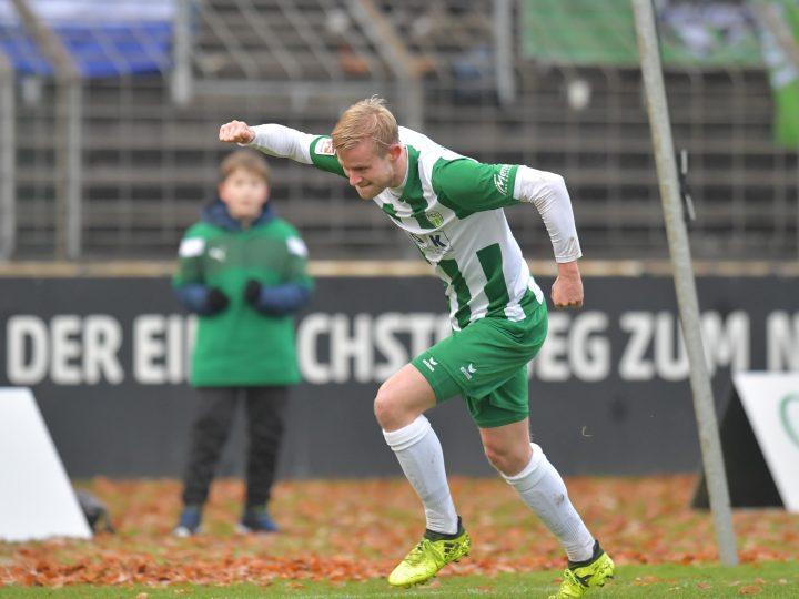 Drei FCG-Tore gegen Westfalia Rhynern im Video