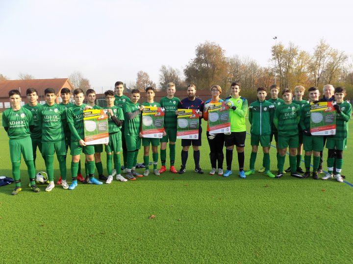 FC Gütersloh sucht neue Schiedsrichter/innen