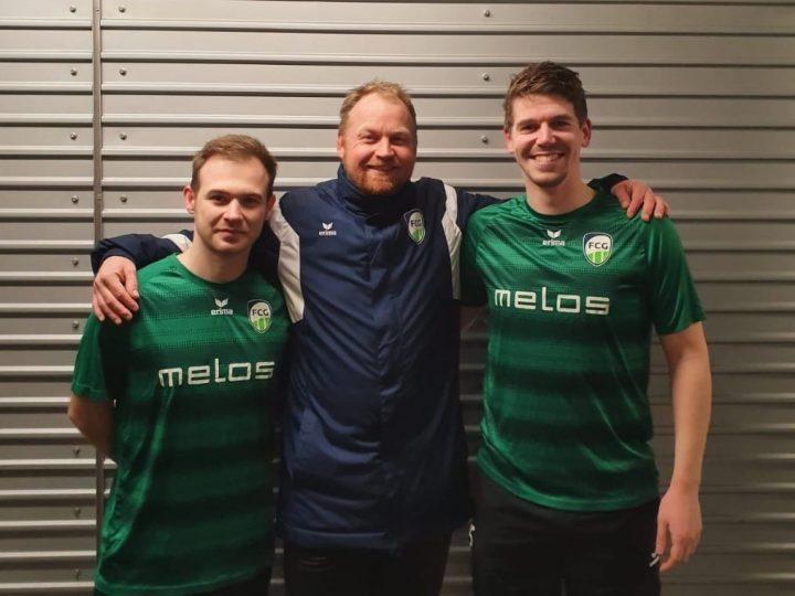 Zwei Winter-Neuzugänge für FC Gütersloh II