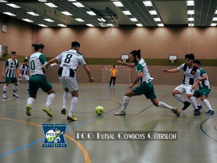 FCG Futsal Cowboys treffen in der Relegation auf UFC Münster II