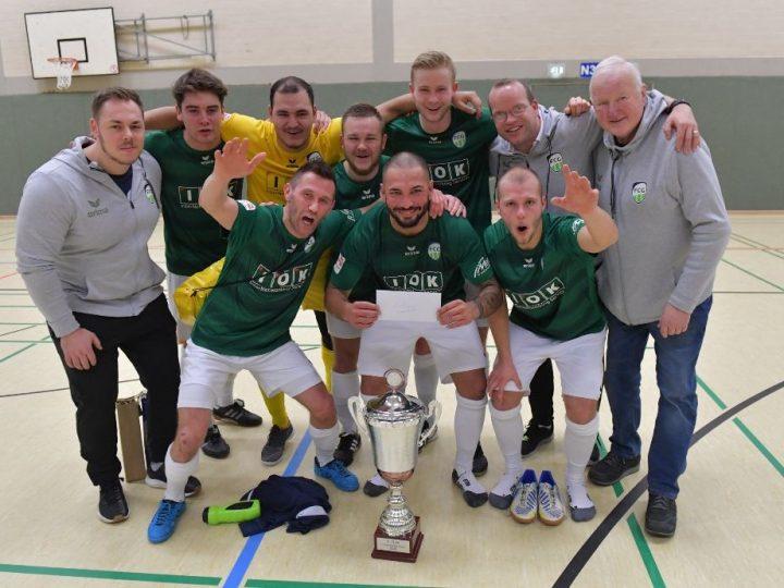 Acht Siege in Serie: FC Gütersloh gewinnt Hohenfelder Cup